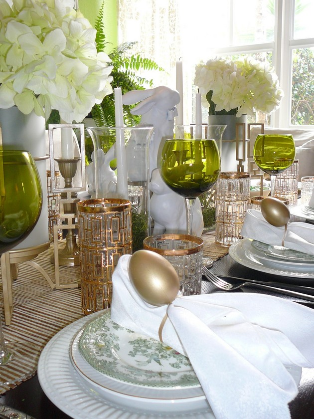 diy decorating decorating ideas for easter dining table
