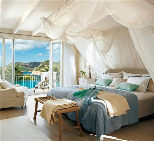 beach bedroom decorating ideas Beautiful Beach Homes Ideas and Examples – Room Decor Ideas