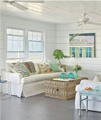 Beautiful Beach Homes Ideas and Examples for your Living Room