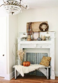 Hallway Decorating Ideas for Fall