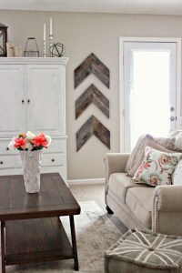 How to Use Blank Walls in Room Decoration