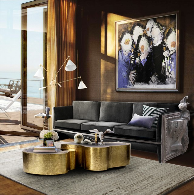 2016 Trends for Living Room living room 2016 Trends for Living Room Room Decor Ideas 2016 Trends Living Room Living Room Design Living Room Ideas Luxury Textures Room Design 1