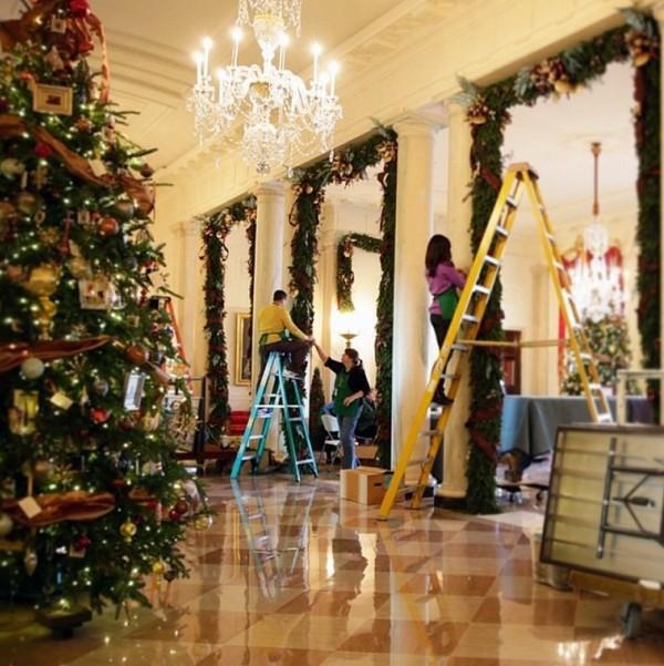 10 Celebrities Christmas Trees Luxury Decorations