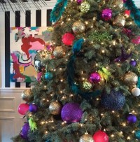 10 Celebrities Christmas Trees Luxury Decorations