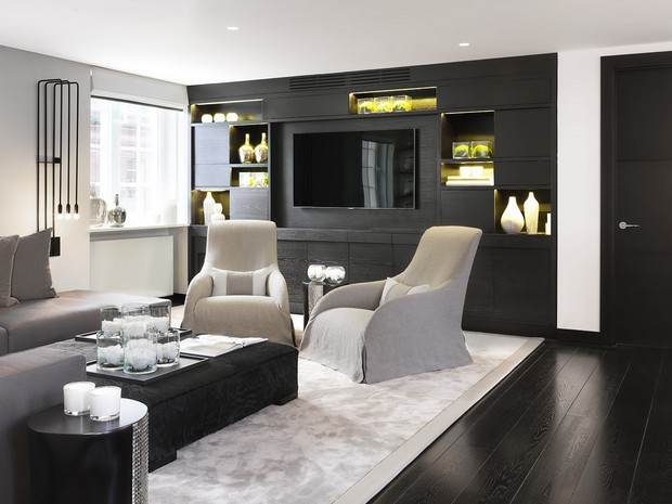 Kelly Hoppen Living Room Interiors