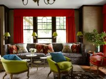 10 Inspiring Modern Curtains to improve your Living Room