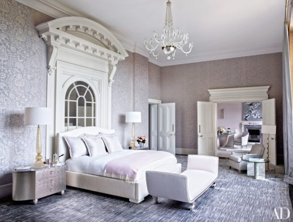 20 Best Master Bedrooms of 2016 by Architectural Digest