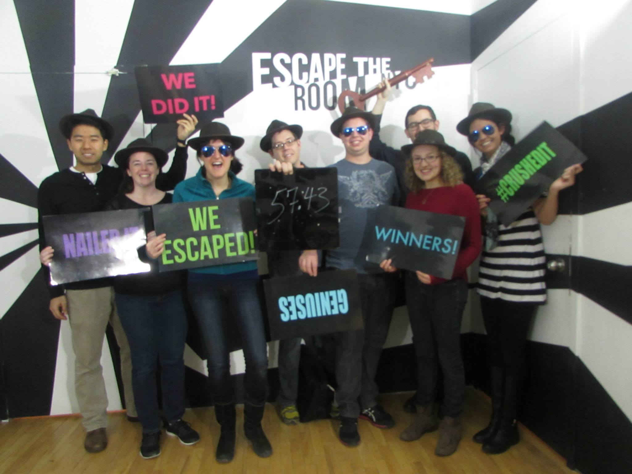 Escape the Room NYC: The Agency [Review] - Room Escape Artist