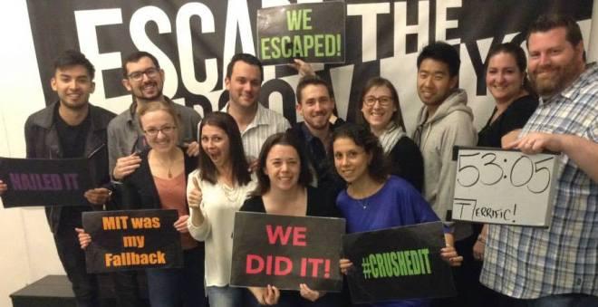 Escape the Room NYC Theater - Room Escape Artist