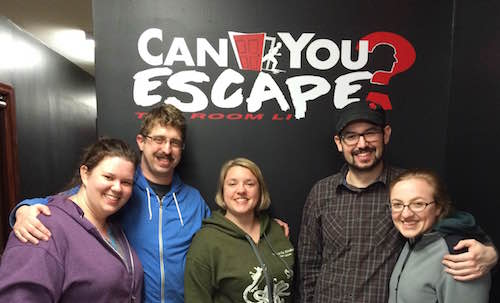 Can You Escape Long Island Back to Basics Room Escape Artist