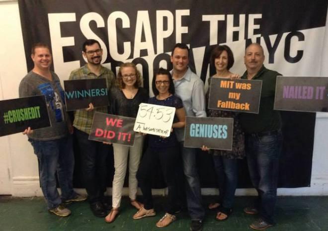 Escape the Room NYC - Apartment - Escaped