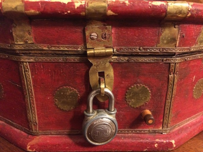 5 - Puzzle Box Lock