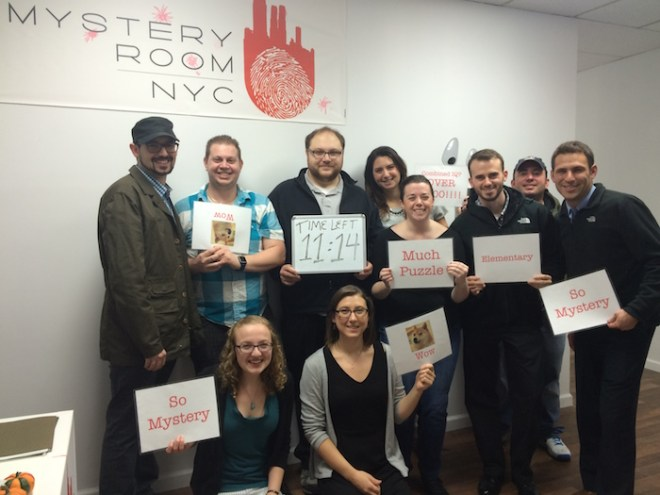 Mystery Room NYC - Chapter 2: BioTech Labs Victory