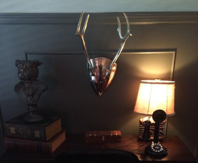 Escape Room Live Alexandria - Sherlock Desk