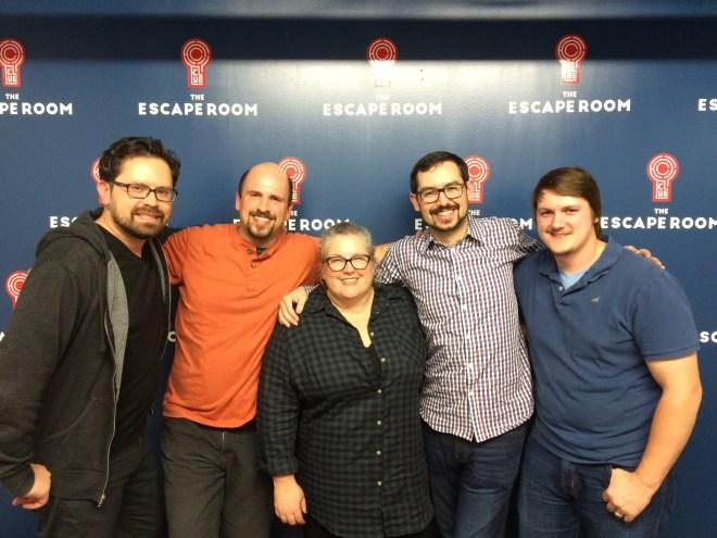 Escape Room - Confinement - Room Escape Artist