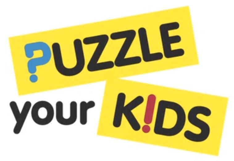 Puzzle Your Kids logo.