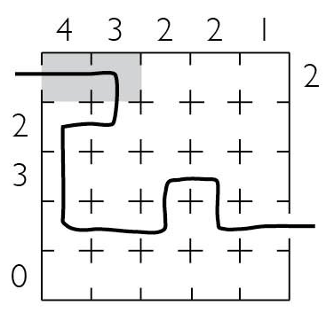 Path Puzzle Example