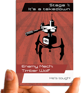 One game card reads,