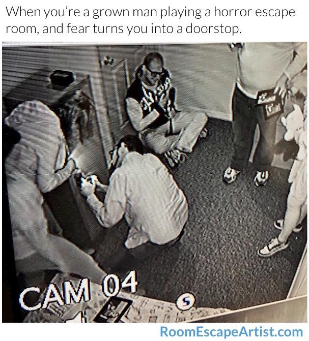 Zoe Escape Room Review