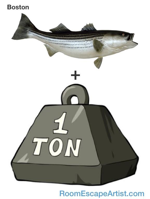 Boston Rebus: Bass + Ton