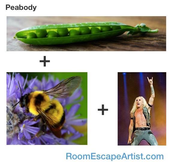 Peabody Rebus