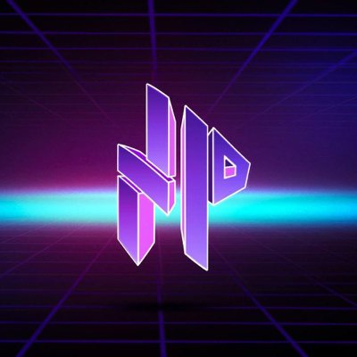 "No Proscenium's purple ""NP"" logo."