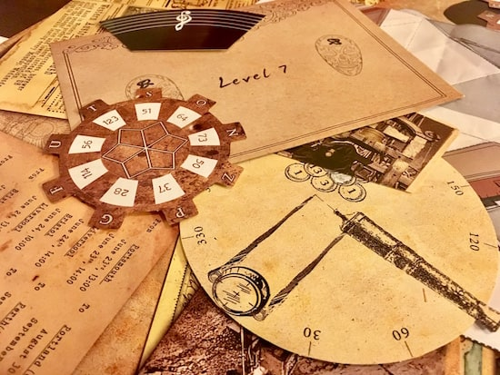 In-game: An assortment of unusual items paper.