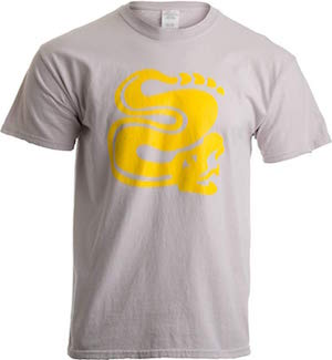 Silver Snakes shirt