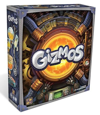 The futuristic box for Gizmos.