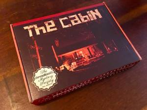 The box of The Cabin.