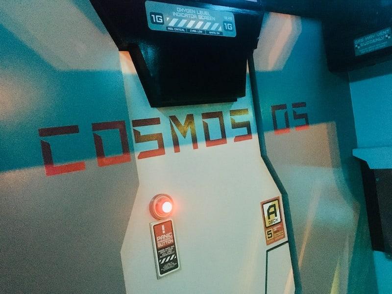 In-game: Cosmos 05 ship door.
