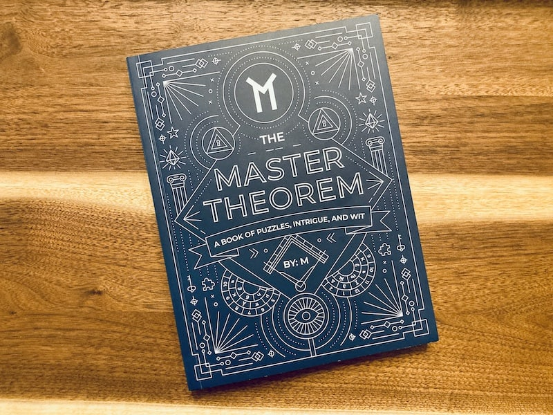 The Master Theorem book cover.