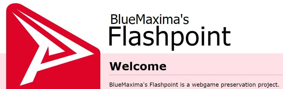 BlueMaxima's Flashpoint website.