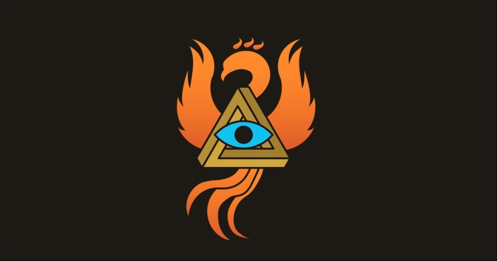RECON 21 phoenix ensignia.