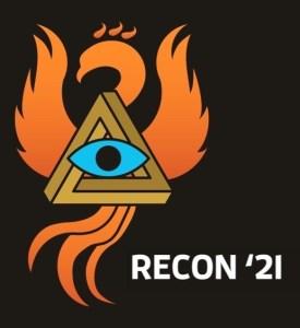 RECON 21 phoenix insignia.