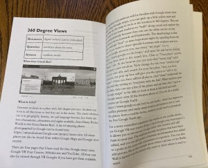 Interior page explaining how to use 360 degree video.