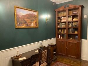 Ben Franklin's office.