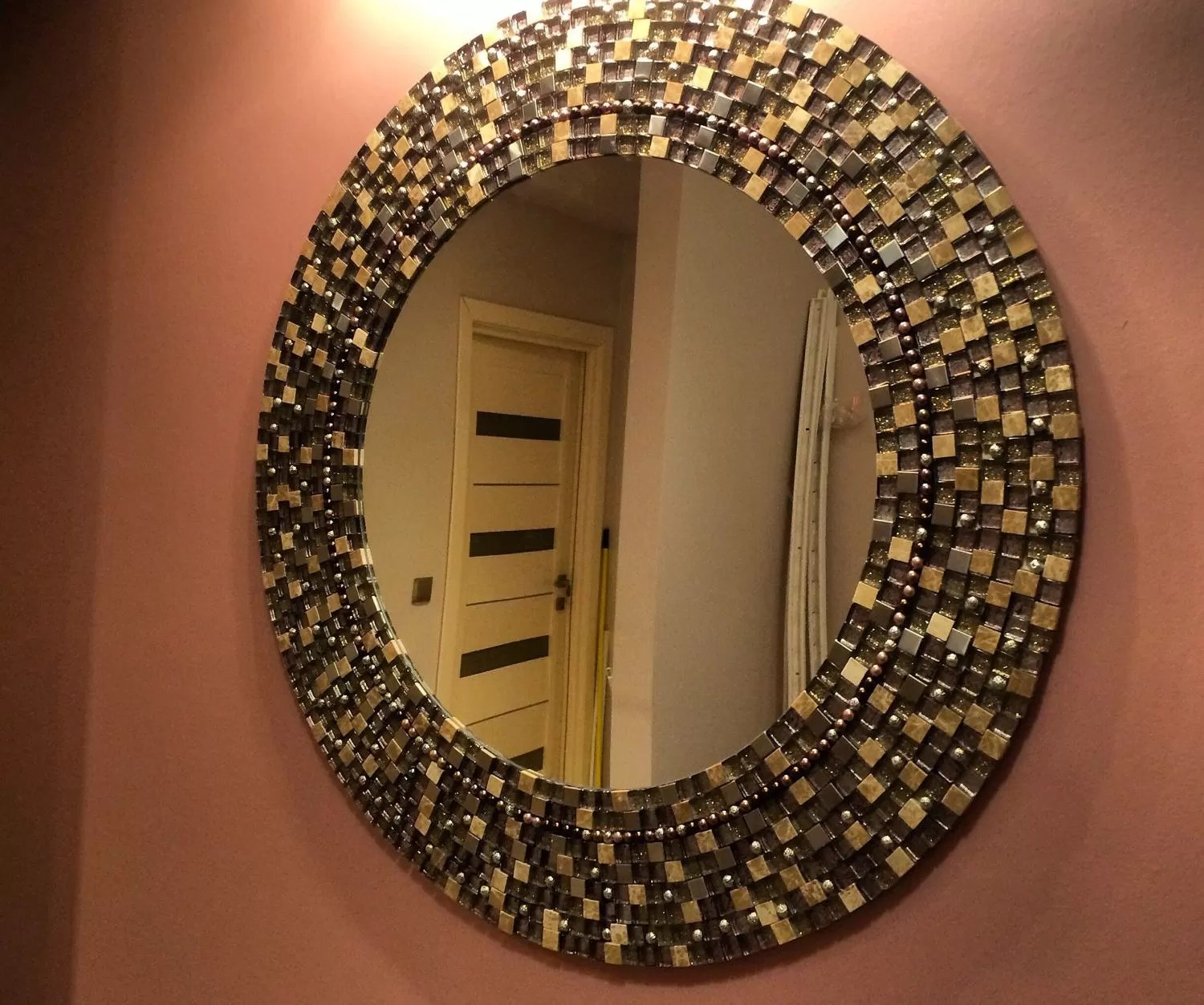 Mirror Decor Mosaic.