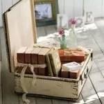 Handgemaakte doos