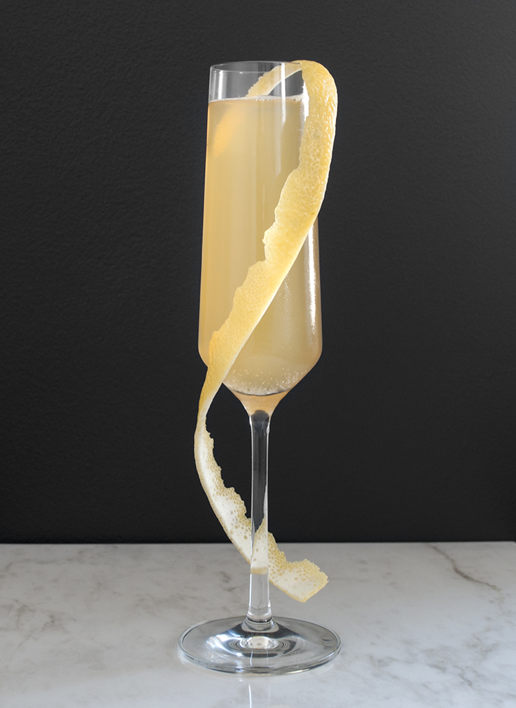 Cocktail: French 75
