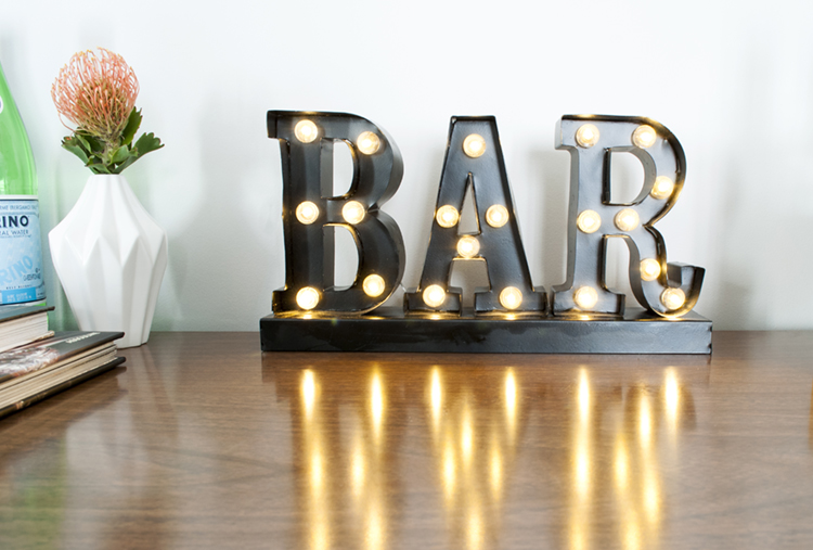 Bar Styled 3 Ways