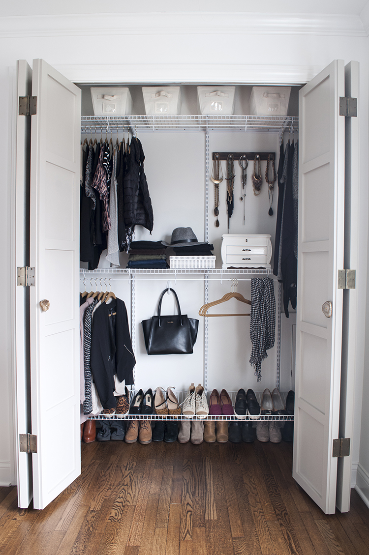 Ordinaire Maximizing Closet Space | Room For Tuesday