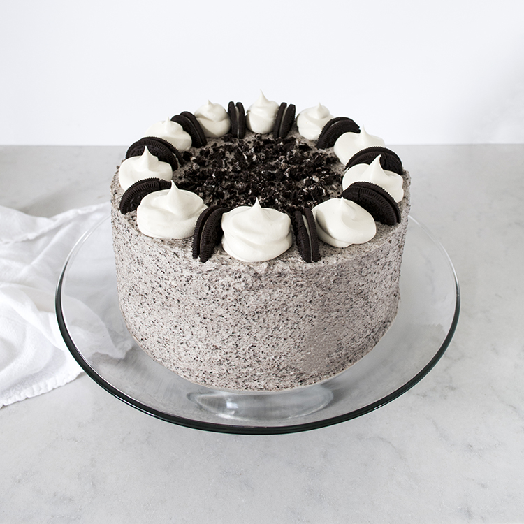 Amazing Cookies And Cream Birthday Cake Room For Tuesday Funny Birthday Cards Online Hendilapandamsfinfo