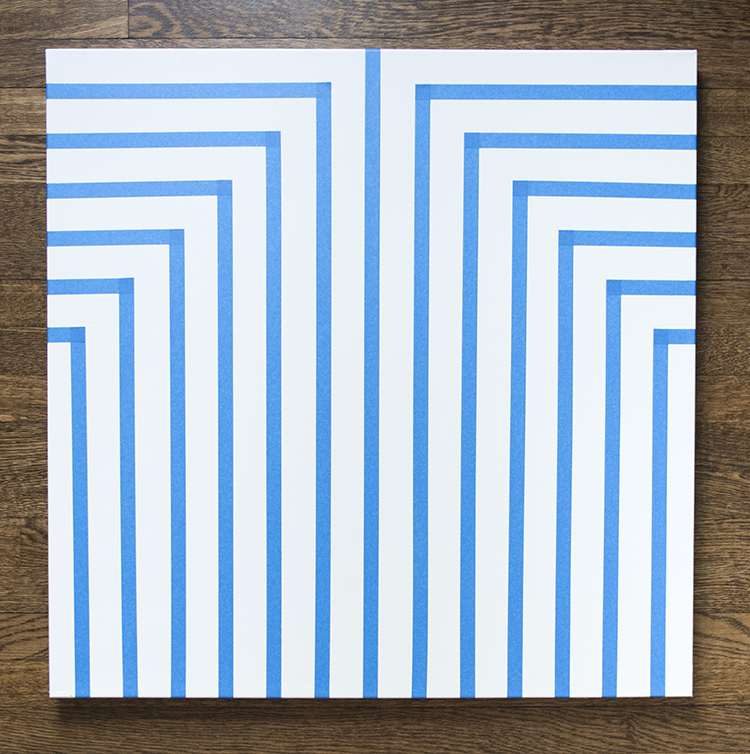 Lined Canvas DIY