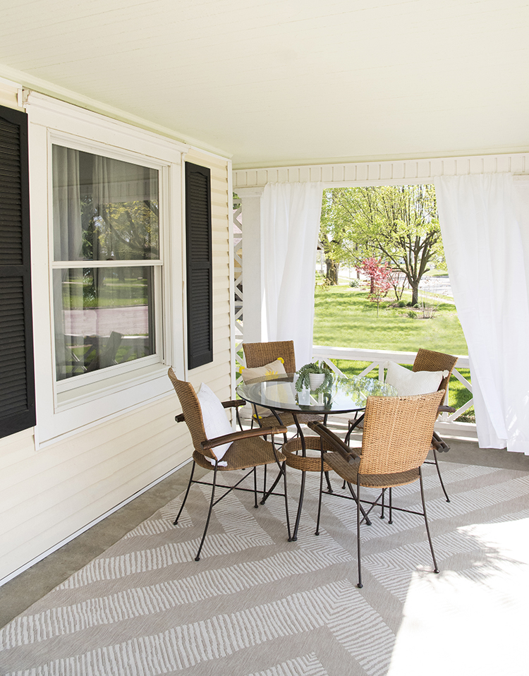 5 Tips for Taking Advantage of a Covered Porch