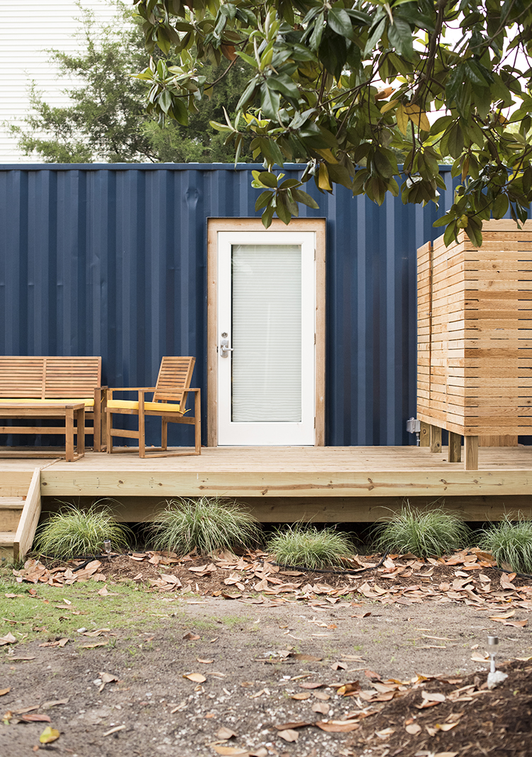 Shipping Container Airbnb