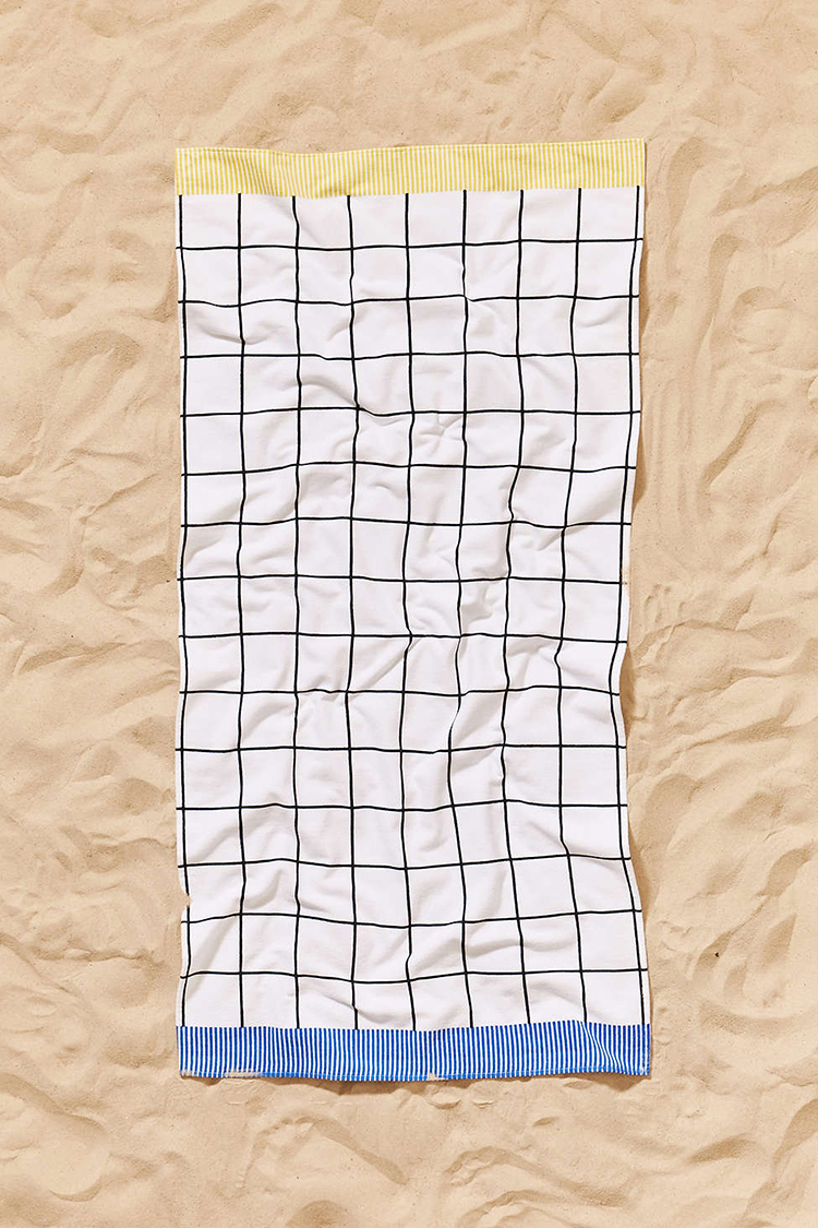 The Coolest Beach Towels of Summer