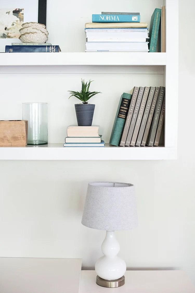 shelf-styling