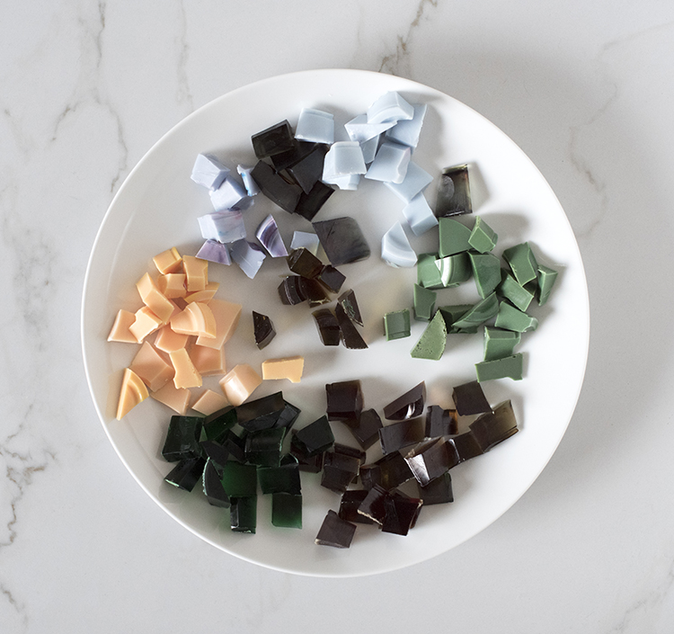 gemstone-soap-diy