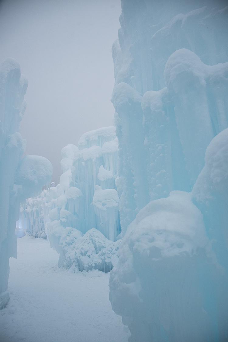 ice-castle-at-dusk